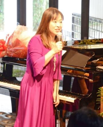 ジャズの魅力、糸島で発信20年 ピアニストの武田さん