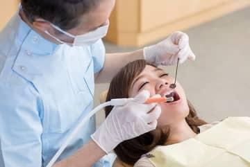 歯の根の形は非常に複雑…