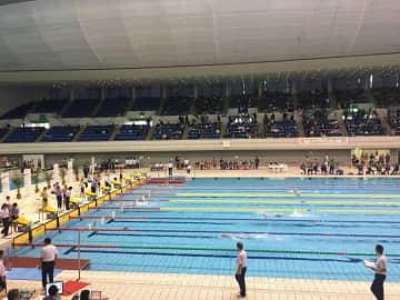 東京パラ代表争い白熱!パラ水泳を新行市佳がリポート