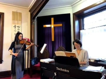 フィラデルフィア日本人教会75周年