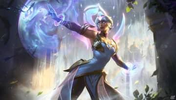 「秩序の光カルマ チャリティースキン」イメージ