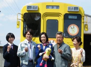 <梅宮辰夫さん死去>いすみ鉄道題材のドラマ出演 知名度アップに貢献