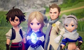 人気シリーズ最新作『ブレイブリーデフォルト2』がニンテンドースイッチ向けに発表!2020年発売予定【TGA2019】