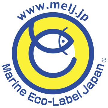 「マリン・エコラベル・ジャパン(MEL)」のロゴマーク