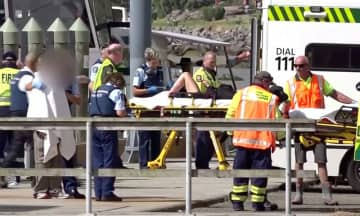 New Zealand recovers six bodies from volcanic island in high-risk mission