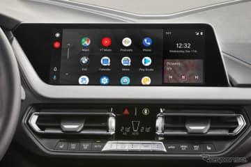 BMWが車載化するグーグルの「Android Auto」