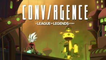 『リーグ・オブ・レジェンド』関連新作タイトル『CONV/RGENCE』発表!【TGA2019】