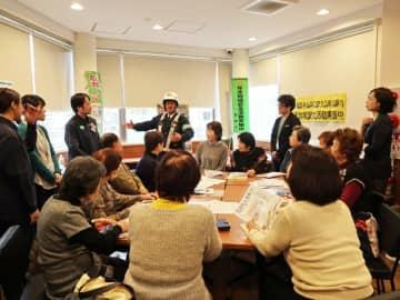 ファミリーマート/墨田区で交通安全・詐欺啓発「地域交流会」開催