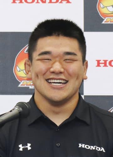 ラグビー、具智元が日本国籍取得