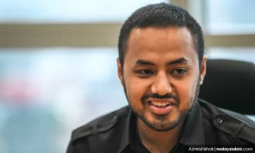 Farhash: I've instructed my lawyer to take action against Yusoff Rawther's 'slander'