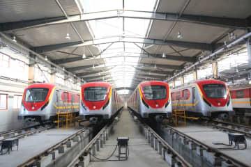 ラホール都市軌道交通オレンジラインが完成 進む中・パ経済回廊協力