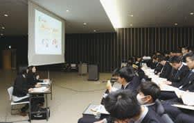 契約やクレジットの仕組みについて説明した消費生活出前講座
