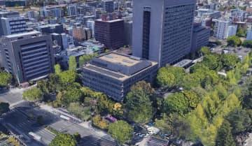 宮城県議会庁舎(中央)
