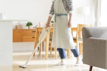 家の掃除はこまめにしている? 男女では傾向に違いも…  日々、家を綺麗に保つように心がけている人は3割?