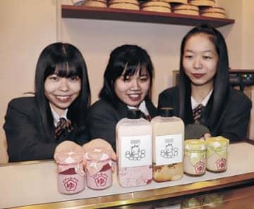 加賀の魅力をタピオカに 大聖寺高生がドリンク考案