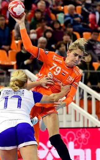オランダでチーム2位の得点を挙げているポルマン=パークドーム熊本(小野宏明)