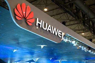 Huawei at Mobile World Congress in Barcelona, 2015. Photo: Kārlis Dambrāns/Flickr.