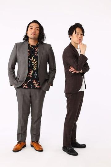 見取り図(左から盛山晋太郎/リリー) (C)M-1グランプリ事務局