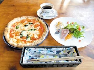 <ランチ>人気マルゲリータぜひ、行田のパッツォ・ディ・ピッツァ 座敷ある珍しいピザ店「家族で気軽に」