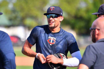 The Twins front office returned from the winter meetings Thursday without fixing a glaring roster flaw. - Mark Vancleave/Minneapolis Star Tribune/TNS