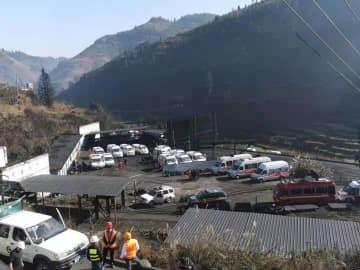貴州省安竜県で炭鉱事故 14人死亡