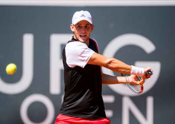 「ATP500 ハンブルク」でのティーム