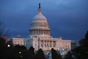 米国会議事堂=ワシントン(AP=共同)