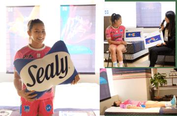 女子ラグビー鈴木実沙紀選手『よい眠り』に高い関心
