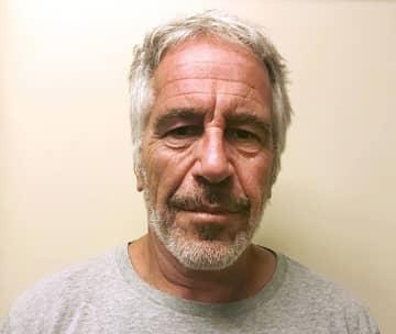 Jeffrey Epstein. - NY State Sex Offender Registry/NY State Sex Offender Registry/TNS