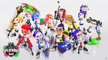 「NPB eスポーツシリーズ スプラトゥーン2 2020」のキービジュアルが公開!