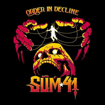 'Order in Decline' Sum41's new album - Hopeless Records/TNS/TNS