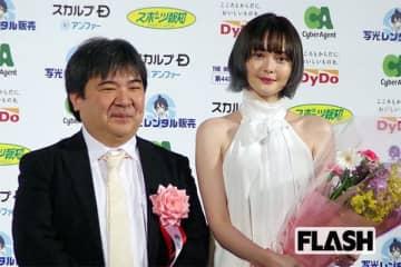玉城ティナ「日本映画界の宝になってくれる」と絶賛される