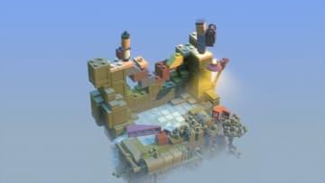 レゴテーマのパズル『LEGO Builder's Journey』Apple Arcade配信開始―行く道は自らの手で組み上げろ!