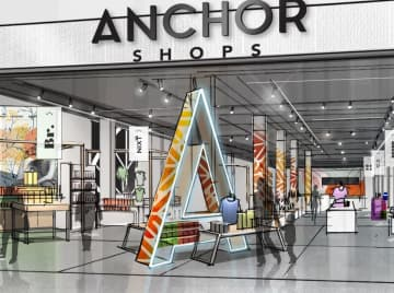 The Anchor Shops will open a mall store in Philadelphia and fulfillment facility at the Moorestown Mall in spring 2020. (provided/)