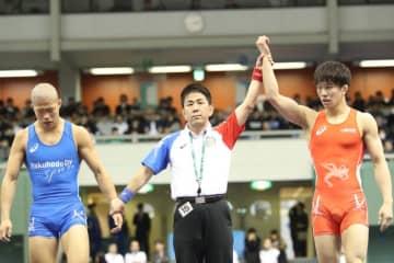 遠回りしてしまったが、オリンピック代表を決めた2018年世界王者の乙黒拓斗