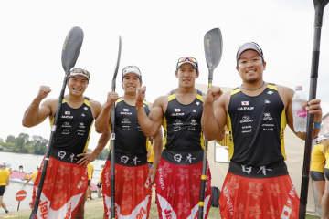 長崎スポーツ この1年(7) 東京五輪代表選考 水本、松本ら県勢内定