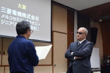ブラック企業大賞・授賞式のようす(2019年12月23日/弁護士ドットコム撮影)
