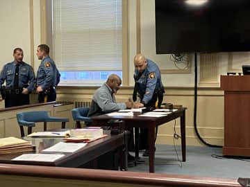 Hudy Muldrow Sr., 79, pleaded guilty to vehicular homicide charges in Superiour Court in Morristown Thursday. (Katie Kausch/)