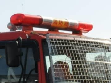 北九州市小倉南区平尾台で林野火災の情報
