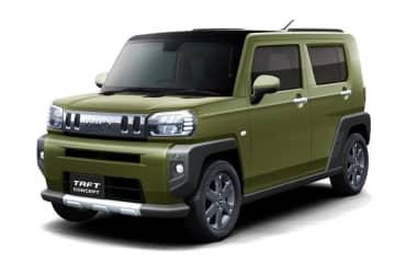 世界初公開される軽自動車クロスオーバー「TAFTコンセプト」