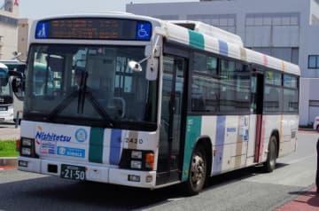 西鉄バス、福岡空港国際線~博多駅・天神線の直行便をすべて運休 佐賀空港便も運休