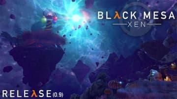 『Half-Life』リメイク『Black Mesa』全てのXenチャプター本実装―バージョン0.9リリース