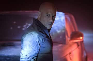"""Vin Diesel stars in """"Bloodshot,"""" about an almost unstoppable killing machine who begins to wonder who he really is. - Columbia Pictures/Columbia Pictures/TNS"""