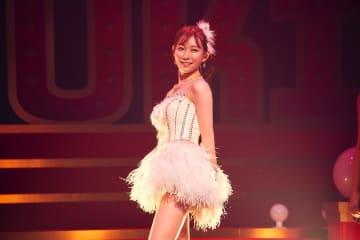 渡辺美優紀[ライブレポート]ファンにたっぷりの笑顔と元気を届けたクリスマスライブ