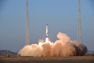 中国商業亜軌道運搬ロケットの初飛行成功