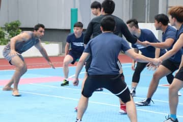 Kabaddi: The South Asian contact sport breaking barriers in Hong Kong