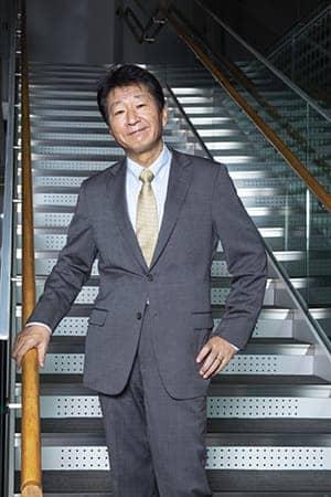 日本HPの岡隆史 代表取締役 社長執行役員