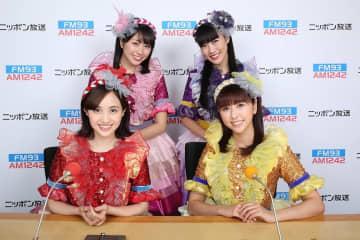 ももクロ、大晦日&1/2にニッポン放送で特別番組の放送決定!