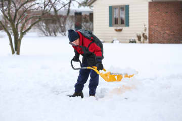 When it comes to shoveling snow off Minnesota sidewalks in the winter, it's maybe time for a little reality check. - Jennay Hitesman/Dreamstime/TNS