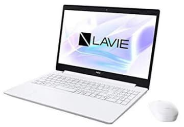 LAVIE Note Standard カームホワイト NS600/NAW(NEC)
